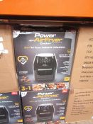 | 5X | POWER AIR FRYER COOKER 5.7LTR | UNCHECKED AND BOXED | NO ONLINE RE-SALE | SKU C506051510937 |