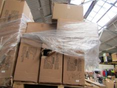 | 1X | PALLET OF APPROX 9X BOXES OF 48 TONE TEE COMPRESSION TOPS, SIZE MAY VARY, PALLET MAY
