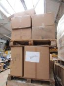 | 1X | PALLET OF APPROX 6X BOXES OF 48 TONE TEE COMPRESSION TOPS, SIZE MAY VARY, PALLET MAY