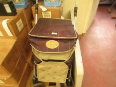 Sholley Shopping Cart, used but in good usable condition