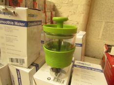 10 x Relaxdays Smoothie Makers. New & Boxed