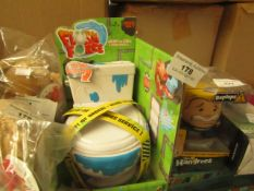 Flush Force Collect a bowl. Unused & Packaged