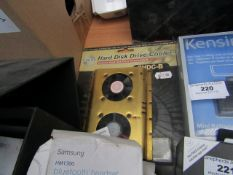 evercool hard disk drive cooler new and packaged