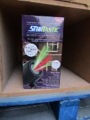 Star Tastic - Action Laser Projector - Includes 10m Cable & Indoor Tripod Stand - Refurbished &