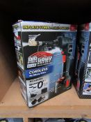 Air Hawk Max - Automatic Cordless Tyre Inflator - unchecked & Boxed