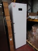 Sharp tall freestanding freezer, tested working for coldness.
