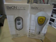 Be On Home - Smart Security Lighting - Comes With Smart Security Lighting System - unchecked &