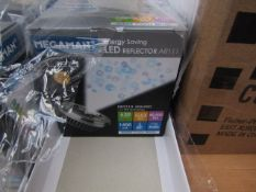 Megaman dimmable bulb, new and boxed. 630 Lumens / G53 / 40,000Hrs