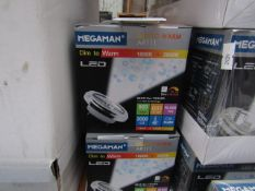 Megaman dimmable bulb, new and boxed. 850 Lumens / G53 / 40,000Hrs