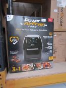 2X POWER AIR FRYER COOKER - 5.7L - REFURBISHED & BOXED