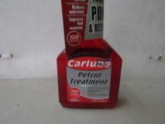 6x Carlube - Petrol Treatment (300ml) - Unused & Sealed.