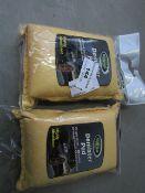 2x TripleWax - Demister Pad - Unused & Packaged.