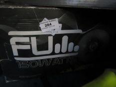 "Fu - 150 Watt 6.5"" Speakers - Unchecked & Boxed."