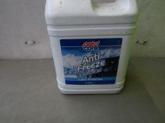 3x Autochem - Anti-Freeze & Coolant (2 Litres) - All Unused.