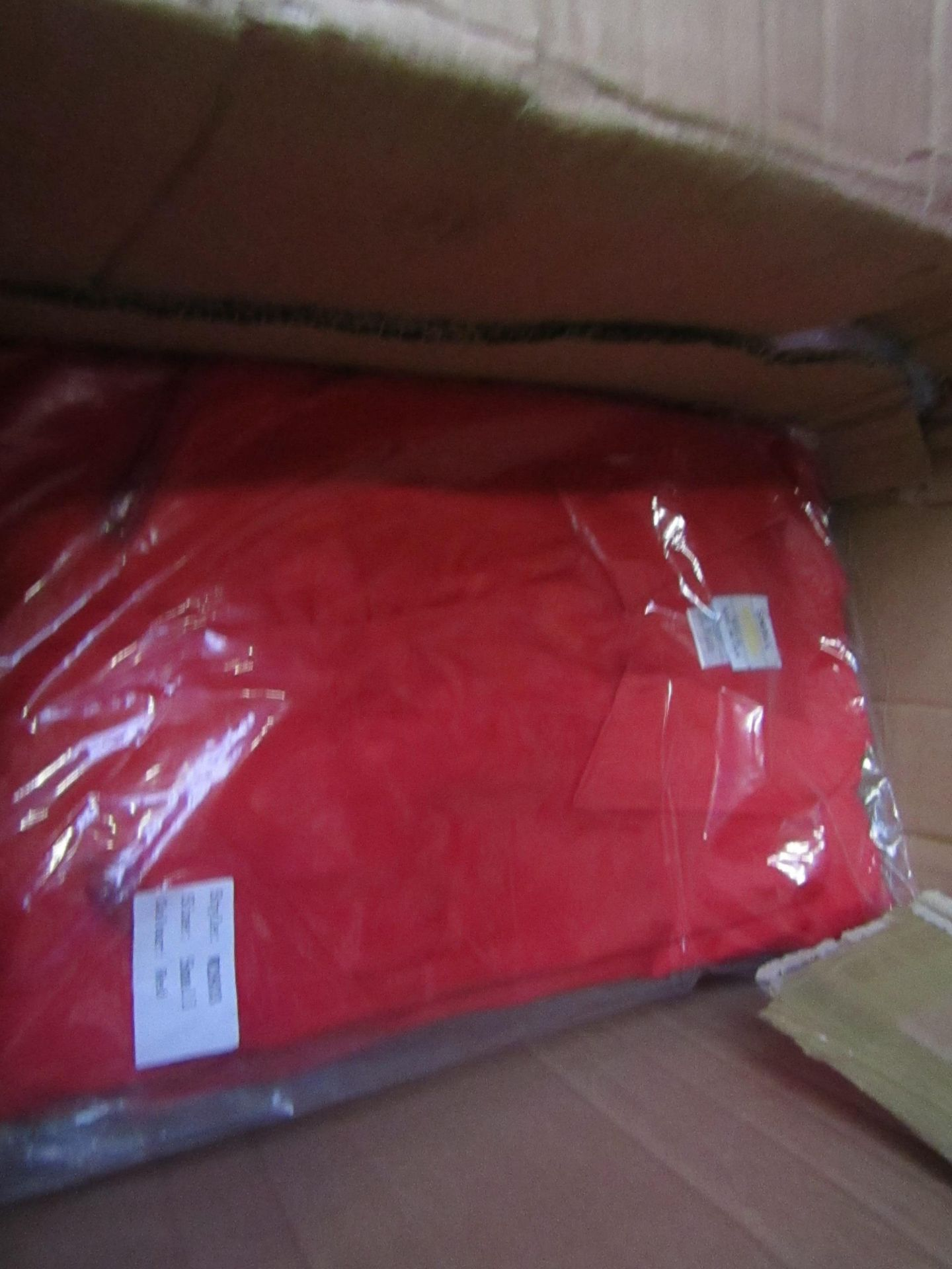 Black Knight - Red Boilersuit - Size Small - Unused & Packaged.