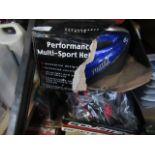 1x Coyote - Sports Bicycle Helmet - Box Damaged. 1x Sports Direct - Bicycle Helmet - Box Damaged.