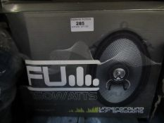 """Fu - 150w Underground 5""""x7"""" Speakers - Unchecked & Boxed."""