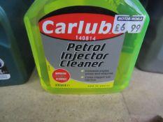 5x Carlube - Petrol Injector Cleaner (300ml) - All Unused.