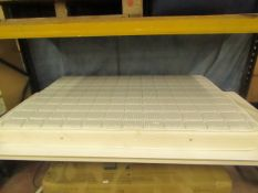Dormeo Double Memory Foam Mattress, (has a couple of smal dirty marks on it, but can be easily