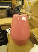 | 1X | NORTHERN LIGHTING BELL PENDANT LIGHT | UNCHECKED AND BOXED | RRP £144 |