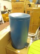 | 1X | MADE.COM JOSS 40LTR BIN| UNCHECKED BUT MAY HAVE SMALL MARKS OR DENTS| RRP £- |