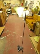 | 1X | SWOON KIRI FLOOR LAMP IN BRASS | UNCHECKED AND BOXED | RRP £-|