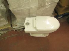 Victoria Plumb - Close Coupled WC Pan - new & Boxed