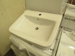bathroom stock including; Johnson Tiles, toilet pans, bathroom accessories and much more!