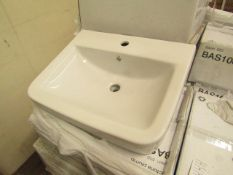 Basin 550 - new & Boxed