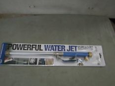 | 2x | XHOSE POWERFUL WATER JET ACCESSORY | UNCHECKED AND BOXED | NO ONLINE RESALE |