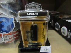 6x LifeLight - Rechargable Light / 30 Lumens / New And Boxed