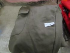 """2x Only - Easy Cargo Pant Khaki Green - Size Small 32"""" - Original Tags."""