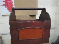 1x Quickway - Brown Magazine Box - All Unused & Boxed.