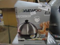 Daewood - Egg Cooker - Untested & Boxed.
