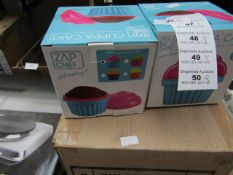 8x Cuppa Cakes, New & Boxed..
