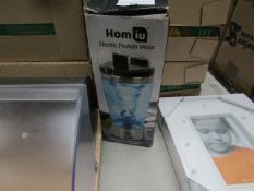 Homiu - Electric Protein Mixer - Unchecked & Boxed.