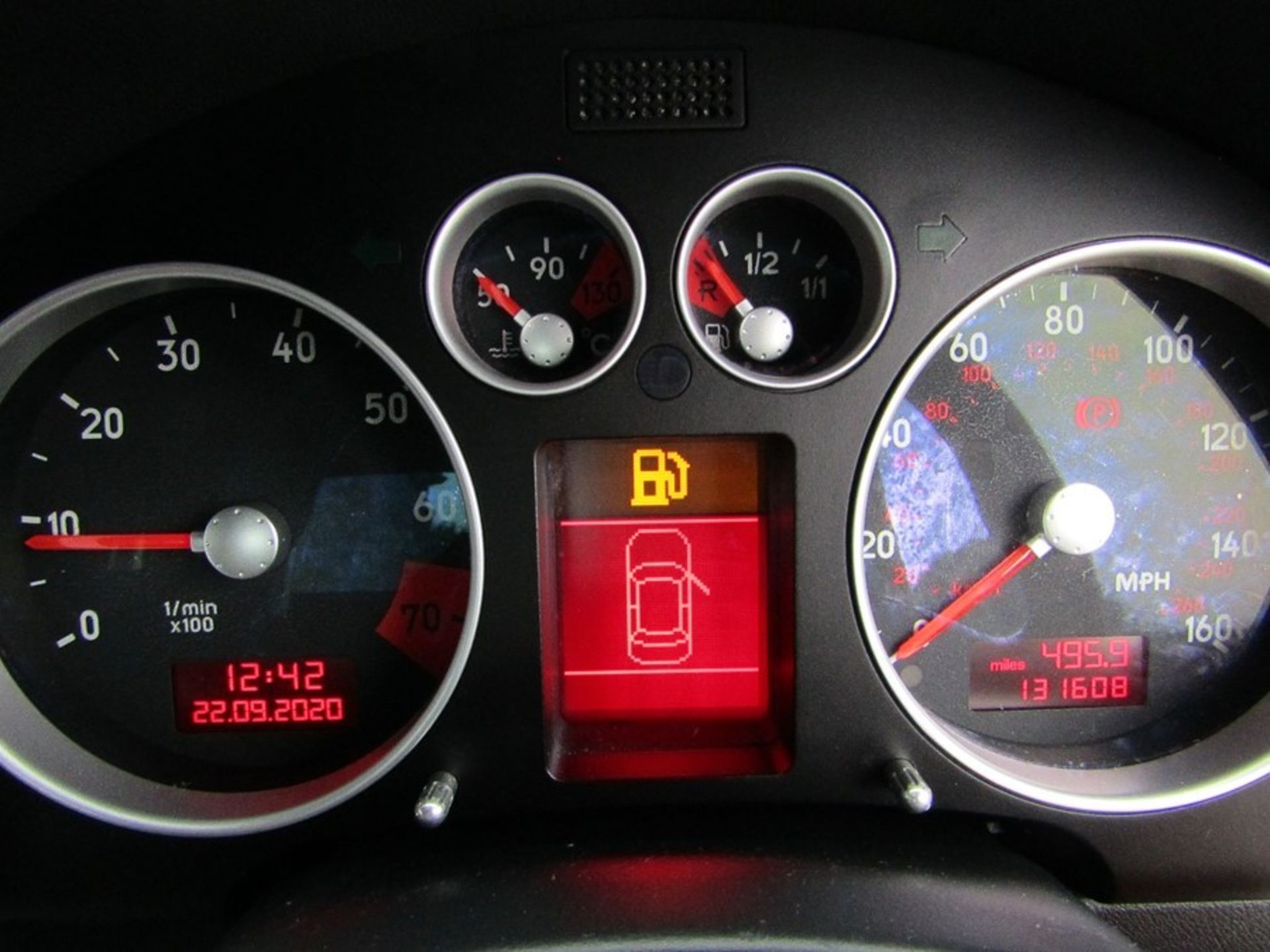 2005 Audi 1.8i Convertible roadster, 131,608 Miles (unchecked) MOT until 01/06/2021, Has part - Image 12 of 16