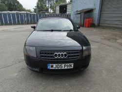 Audi TT New Lower reserve