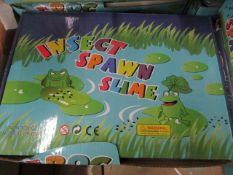 Box of 12 Pots of Spawn Slime - Unused & Boxed.