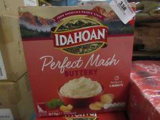 Idahoan - Perfect Buttery Mash 872g - BB 28/05/21 - Unused & Boxed.