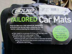Equip Tailored Car Mat - Audio A4 2008 Model - Unused.