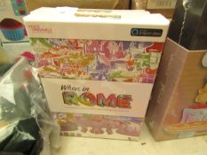 15x Voice Originals - 'When In Rome' Travel Trivia Question Game - All Unused & Boxed.