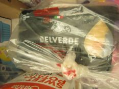 Delverde - Spaghetti - 3Kg - Packaging Damaged, But Has Been Repaired.