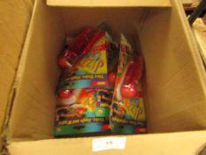 6x Dizzy gels - Unused & Boxed.