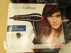 Bosch - Classic Coiffeur Ino AC 2500 Haier Dryer - Unchecked & Boxed.