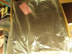 Box of Approx 25+ Casual Comfort - Chocolate Brown Trousers - Sizes Assorted - All Unused &