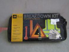 AA - Breakdown Kit - All New.