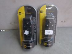 2x AA - Snow & Ice Grips (Universal Fit) - Unused & Packaged.