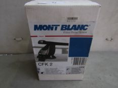 Mont Blanc - CFK 2 Roof Rack Fitting Kit - Unchecked & Boxed.