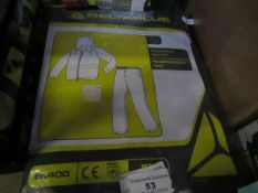 Delta Plus - Safety Outer Wear PVC - Size XL - Unused & Packaged.